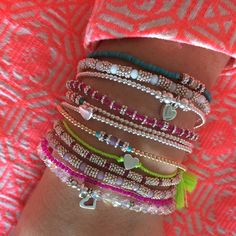 Stack it bright with #AnnieHaak