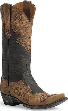 I WISH...pricey boots, but I've been looking for a great black/brown pair that will go with everything...