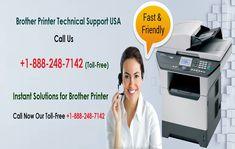 1-888-248-7142 | Printer Support Phone Number: Get Instant Brother Printer Support | Brother Prin...
