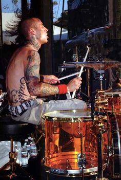 Travis Barker-Blink 182