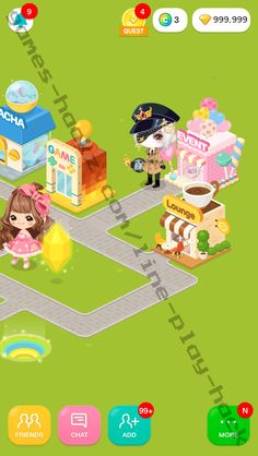 Line Play HACK - get ulimited gems for free!