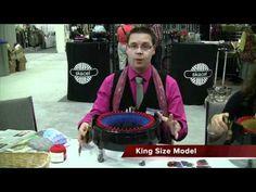 Addi Express Loom Knitting Machine Review