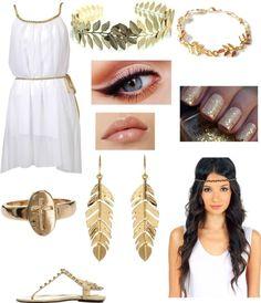 greek goddess accessories - Google Search