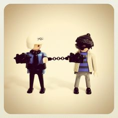 #playmobil #doll #camera #instagram #police #criminal, via Flickr.
