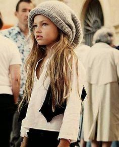 Cutest boho kid ever