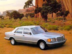 Mercedes-Benz W126 300SD Turbodiesel 1985