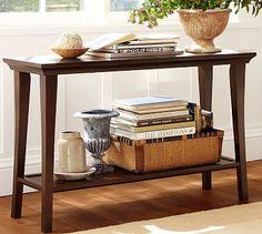 Metropolitan Console Table #potterybarn