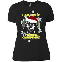 Father's Day Papa Daddy Grandpa Tshirts I Am Your Father Christmas Shirts Hoodies Sweatshirts
