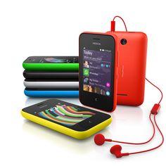 Nokia unveils the Asha 230 and 220 smartphones - http://technutty.co.uk/blog/?p=44682