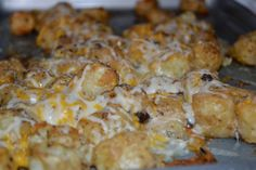 Lazy Girl Cooking: Party Potatoes. super easy for your next get together!