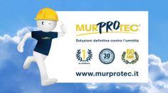 Commercial TV Murprotec Soluzioni definitive contro l'umidità www.murprotec.it