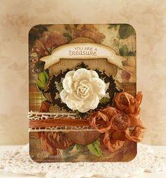 card love the autumn colors