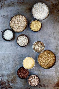 PANEDOLCEALCIOCCOLATO: Come cuocere i cereali e una Polenta morbida perfetta