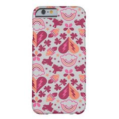 My Little Pony Pink Logo 2 Barely There iPhone 6 Case