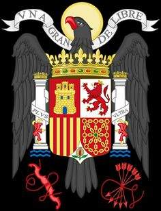 Spanish Flags, Conquistador, Family Crest, Crests, Wikimedia Commons, Coat Of Arms, Animal Kingdom, Disney Characters, Fictional Characters