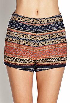 Boho Bombshell Shorts on Wanelo