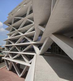 One Airport Square, Accra, 2015 - MCA - Mario Cucinella Architects