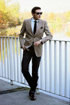 michael kors jacket solid linen blazer mens blazers. Black Bedroom Furniture Sets. Home Design Ideas