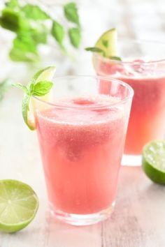 Raikas vesimeloni-inkiväärijuoma   K-ruoka