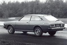 Toyota Corolla 1600 GSL Liftback - 1976
