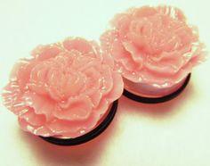 Pink rose plugs