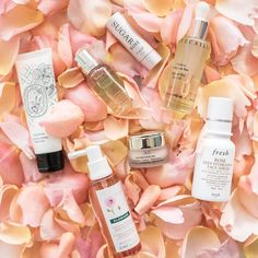 Everything is coming up roses today! Rose is one of our favorite ingredients and we rounded up some awesome rose products just for you. Happy Valentine's Day beauties! Tell us your favorite rose products in the comments below!  #bluemercury #rose #skincare #freshbeauty #chantecaille #roseoil #moltonbrown #diptyque #byterry #makeup