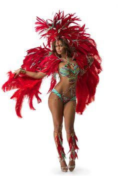 Trinidad Carnival 2014   Bliss Carnival Costumes For Trinidad Carnival 2014