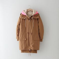 acne snow coat