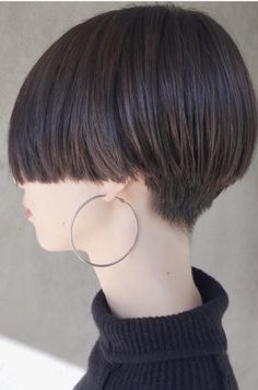 Medium Bob Cuts, Short Hair Cuts, Short Hair Styles, Bob Hair Color, Different Hairstyles, About Hair, Pixie Cut, Cut And Style, Bob Hairstyles