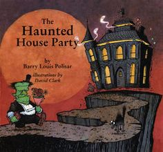 The Haunted House Party by Barry Louis Polisar looks like a cute book to read to the kids :)