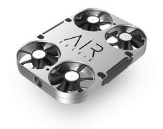 AirSelfie: flying camera, state-of-the-art materials, 5MP camera, anodized aluminium case | AirSelfie