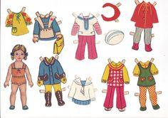 бумажные куклы бумажные куклы #23