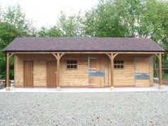 Stable Blocks - Stable Block - Clay Tiles - Equestrian buildings - Horse Stables