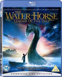 Nice Water Horse Legend Of The Deep Blu Ray Comedy Tv Watch