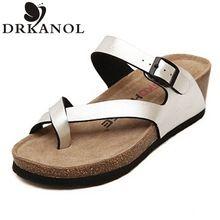 Cuña de las nuevas mujeres 2016 zapatillas de verano las mujeres ocasionales alta calidad cómodo tanga mujer sandalias de plataforma de tamaño 35-40(China (Mainland))