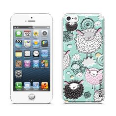 iPhone 5 Cushi Foam Pad Sheep now featured on iPhone 5 Cases!  Mobile Homes For Your Mobile Phone