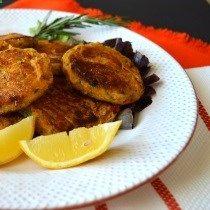 Tuna Fish Cakes With Sweet Potato