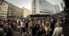 Kallio Block Party, Helsinki by Tuomas Kaisti