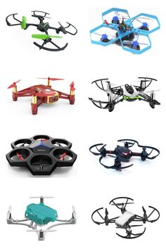 8 Terrific Educational Drones And Kits To Build And Code UAVs