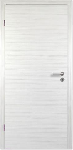 Innentür / Zimmertür Eiche Steinweiß Quer CPL - Tuerenheld Türenheld Tür 119,00€ Zarge 99,00€