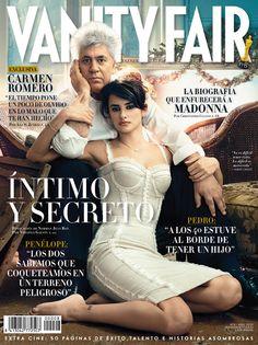 Nº8.- Abril 2009. Penélope Cruz y Pedro Almodóvar © Norman Jean Roy