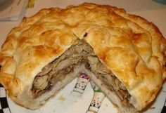 Самые вкусные рецепты: Курник домашний узбекский