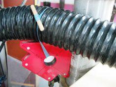 Drill Press Vac Tip / Facilité d'aspiration à la perceuse à colonne