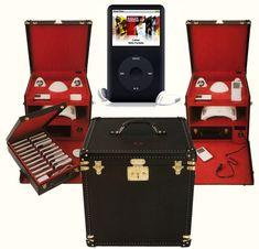 Une malle Louis Vuitton pour ranger vos Ipod