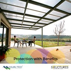 #DidYouKnow - Poly Carbonate Roofing Sheets protects you and your loved ones from harmful UV rays! And gives you the benefit of optimum natural sunlight! #MalibuTech #Roofing