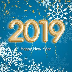 Boldog Új Évet 2019 Happy New Year Ecards, Happy New Year 2019, Share Pictures, Animated Gifs, Morning Greeting, Christmas And New Year, Evo, Holidays And Events, Neon Signs