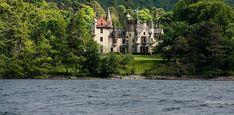 Aldourie Castle Estate Loch Ness
