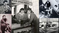 Reklamní foto Socialism, Film, Czech Republic, Hat, Fictional Characters, Pictures, Historia, Movie, Chip Hat
