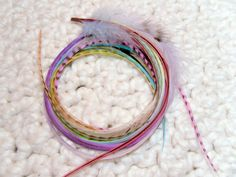 Feather Hair Extension DIY Kit Long Hair Feathers by SolDoggie, $15.25