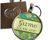 Pet ID Tag for the 4 legged love of your life!